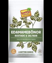 Exotic Snacks Edamame-pavut Paahdetut & Suolatut 120g