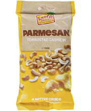 Exotic Snacks Cashew kuivapaahdettu parmesan 150g