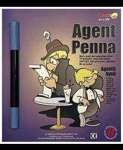 Agenttikynä