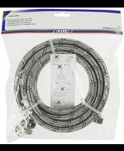 Gelia tulovesiletku soft-pex G15/G20x4000mm DN8 suora/kulma