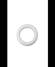 Puinen rengas valkoinen 1