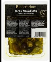 Ridderheims 200g Tapas Andalusian