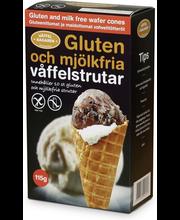 VB jäätelövohveli gluteeniton/laktoositon 10 kpl 115 g