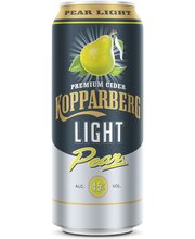 KOPPARBERG 0,44L Light Pear 4,5% siideri tölkki