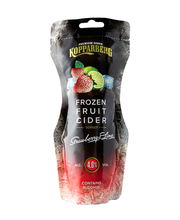 Kopparberg 250ml Frozen Fruit Strawberry & Lime 4,0% siideri sorbet