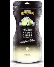 Kopparberg 250ml Frozen Fruit Elderflower & Lime 4.0% siideri
