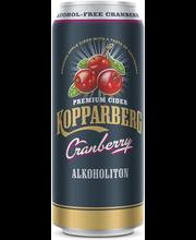 KOPPARBERG 0,5L Karpalo Alkoholiton siideri