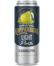 KOPPARBERG 0,5L Päärynä light Alkoholiton siideri