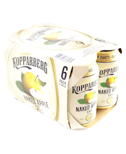 Kopparberg 6x0.33L Naked Apple 4.5% siideri