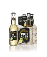 KOPPARBERG 4x0,33L Fruit Lager Lemon & Lime 4,7% pullo-olut