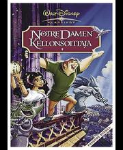 Dvd Notre Damen Kellonso