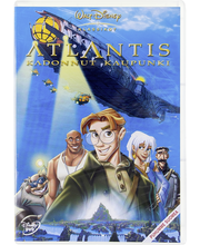 Dvd Atlantis Kadonnut Ka