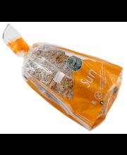 Garbo Sun gluteeniton leipä 600g auringonkukka