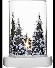 Kynttilälyhty winter kuus