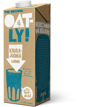 Oatly 1l Kaurajuoma Luomu