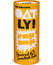 Oatly Natural Energy 230ml Orange Mango