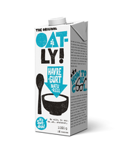 Oatly 1000g Havregurt Naturell