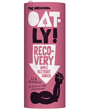 Oatly Recovery 235ml Apple Beetroot Ginger