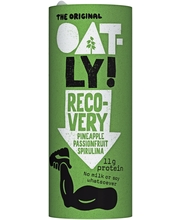 Oatly Recovery 235ml Pineapple Passionfruit Spirulina