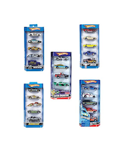 Hw basic car 5-pack 1806