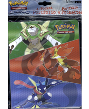 Pokemon 4-Pocket Portfolio kansio