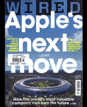 Wired 1 kpl, uutis, talous ja tiede