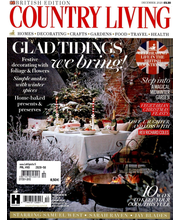 Country Living, UK, asuminen