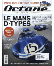 Octane (Eng/UK) 1 kpl, Autot