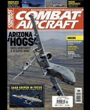 Combat Aircraft moottorilehdet
