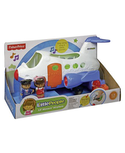 Fisher-Price Little People lentokone