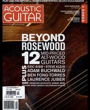 Acoustic Guitar, USA musiikkilehdet
