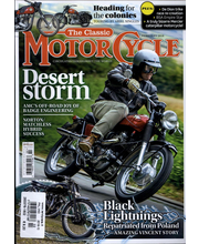 The Classic Motorcycle aikakauslehti