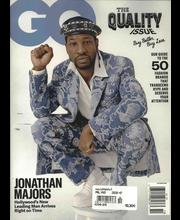 GQ (Eng/USA) aikakausl...