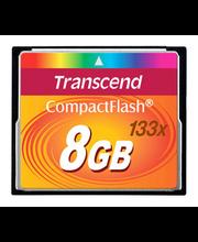 Transcend 8 GB CF muistikortti