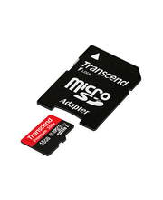 Transcend 16 GB MicroSDHC UHS-1 muistikortti