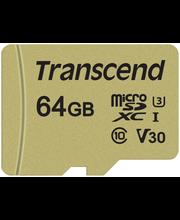 Transcend 64gb u3 microsd