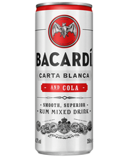 Bacardi Cola 4,7% 25 c...