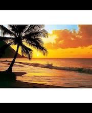 Idealdecor valokuvatapetti Pacific Sunset 00218, 8-osainen, 366 x 254 cm