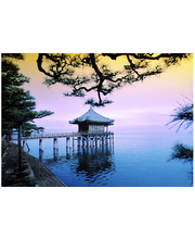 Idealdecor valokuvatapetti Zen 00288, 8-osainen, 366 x 254 cm