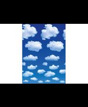 Idealdecor valokuvatapetti White Clouds 00402, 4-osainen, 183 x 254 cm