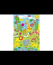 Idealdecor valokuvatapetti Animal Safari 00418, 4-osainen, 183 x 254 cm