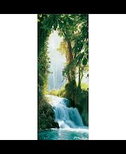Idealdecor ovikuva Zaragosa Falls 00501, 1-osainen, 86 x 200 cm
