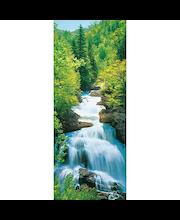 Idealdecor ovikuva Wonderfall 00526, 1-osainen, 86 x 200 cm