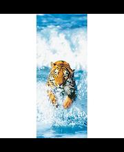 Idealdecor ovikuva Bengal Tiger 00590, 1-osainen, 86 x 200 cm