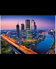 Idealdecor valokuvatapetti Moscow Twilight 00125, 8-osainen, 366 x 254 cm