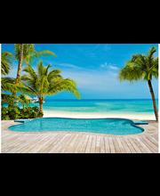 Idealdecor valokuvatapetti Pool 00127, 8-osainen, 366 x 254 cm