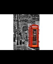 Idealdecor valokuvatapetti Shepherd Market 00433, 4-osainen, 183 x 254 cm