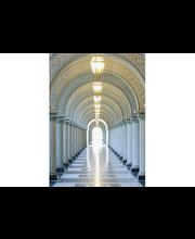 Idealdecor valokuvatapetti Archway 00384,  4-osainen, 183 x 254 cm