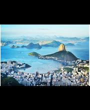 Idealdecor valokuvatapetti Rio 00145, 8-osainen, 366 x 254 cm