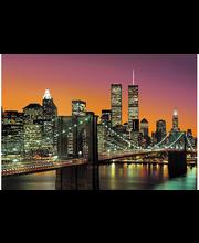 Idealdecor non-woven valokuvatapetti New York City 00960, 8-osainen, 366 x 254 cm